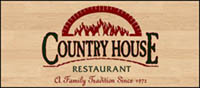 The Country House Restaurant Logo